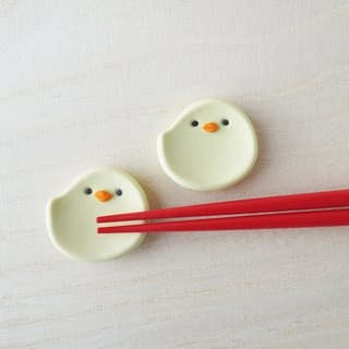 Chick chopstick rest [2 pieces]