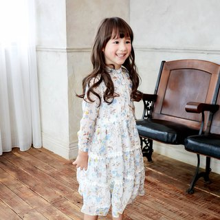 (Children's dress) Rotating Baroque * 120 cm size 10/31 shipment