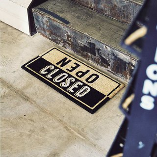 Druck studios - Outside foot pedal mats