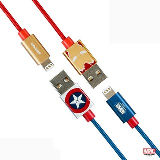 InfoThink movie Captain America 3 iPhone / iPad lightning fast charge transmission line