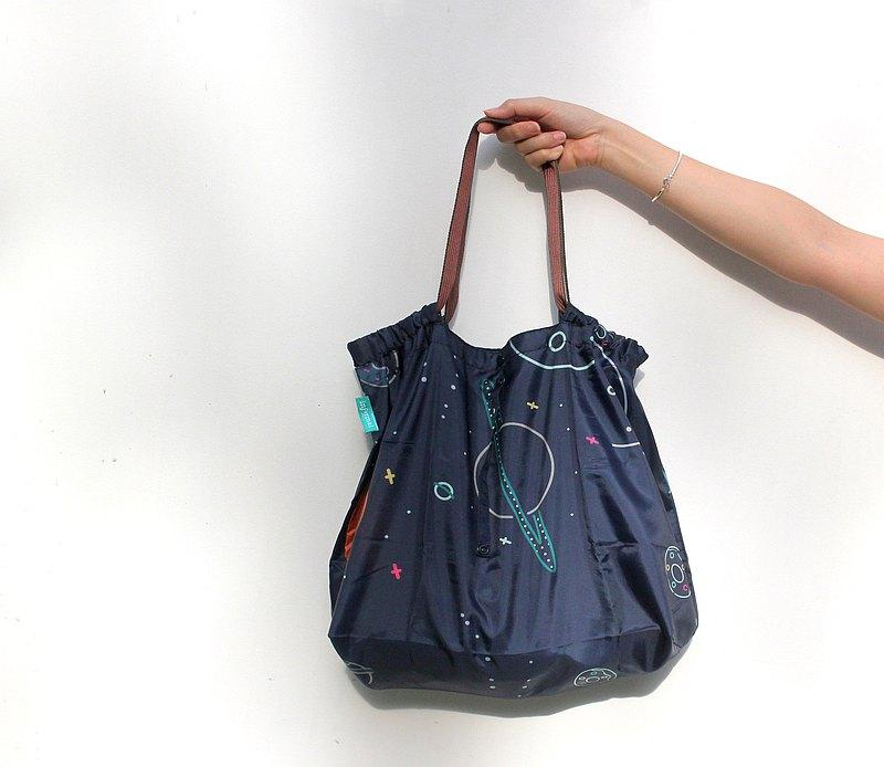 M: DOLAXY 中號購物袋