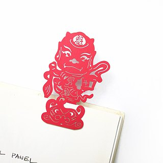 MARK TAIWAN Mai Mai Grand Festival - Kui Xing Paper Bookmark