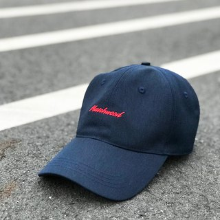 Matchwood Design Matchwood SCRIPT LOGO SPORT CAP Waterproof and Stained Grass