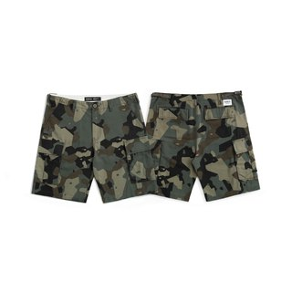 Filter017 Cargo Shorts - M90 Camo / Multi Pocket Work Shorts - Fragmented Camouflage