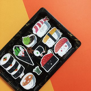 Sushi sticker pack