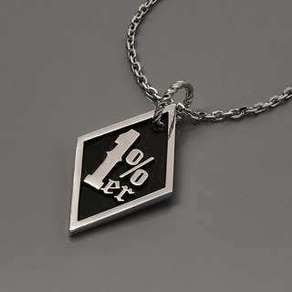 1% Rider Necklace