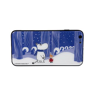 Moomin 噜噜米 authorized - mobile phone glass case, AE01