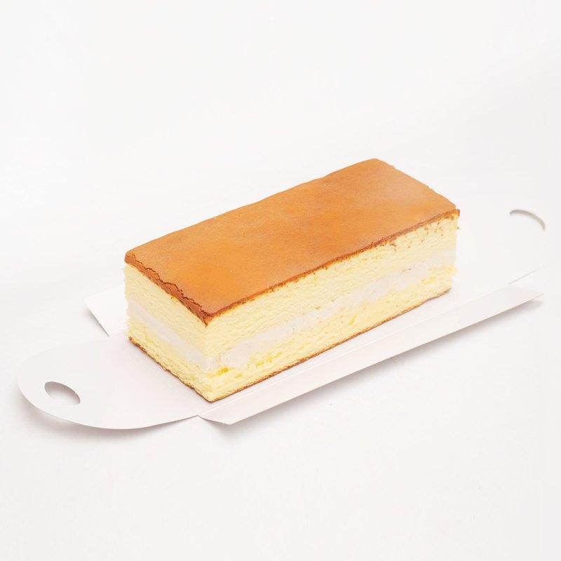 <長鑽蛋糕>白芝麻起士