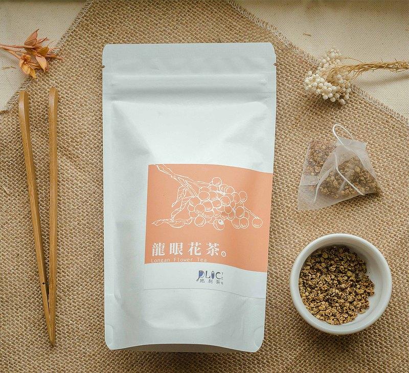 【新年快閃免運】天然無糖無咖啡因 乾燥龍眼花-立體茶包