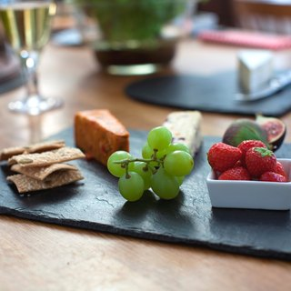 <UK>Rectangular Cheese Board (Chalk Inc)