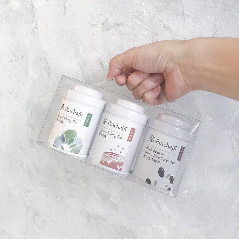 【團購/免運】茶包旅行輕巧罐 12罐組