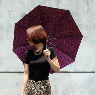 [Taiwan's Creative Rain's talk] Star UV anti-fold hand umbrella