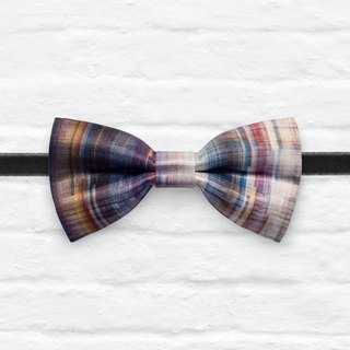 Style 0274 Modern Boys Bowtie, Toddler Bowtie Toddler Bow tie, Groomsmen bow tie, Pre Tied and Adjustable Novioshk