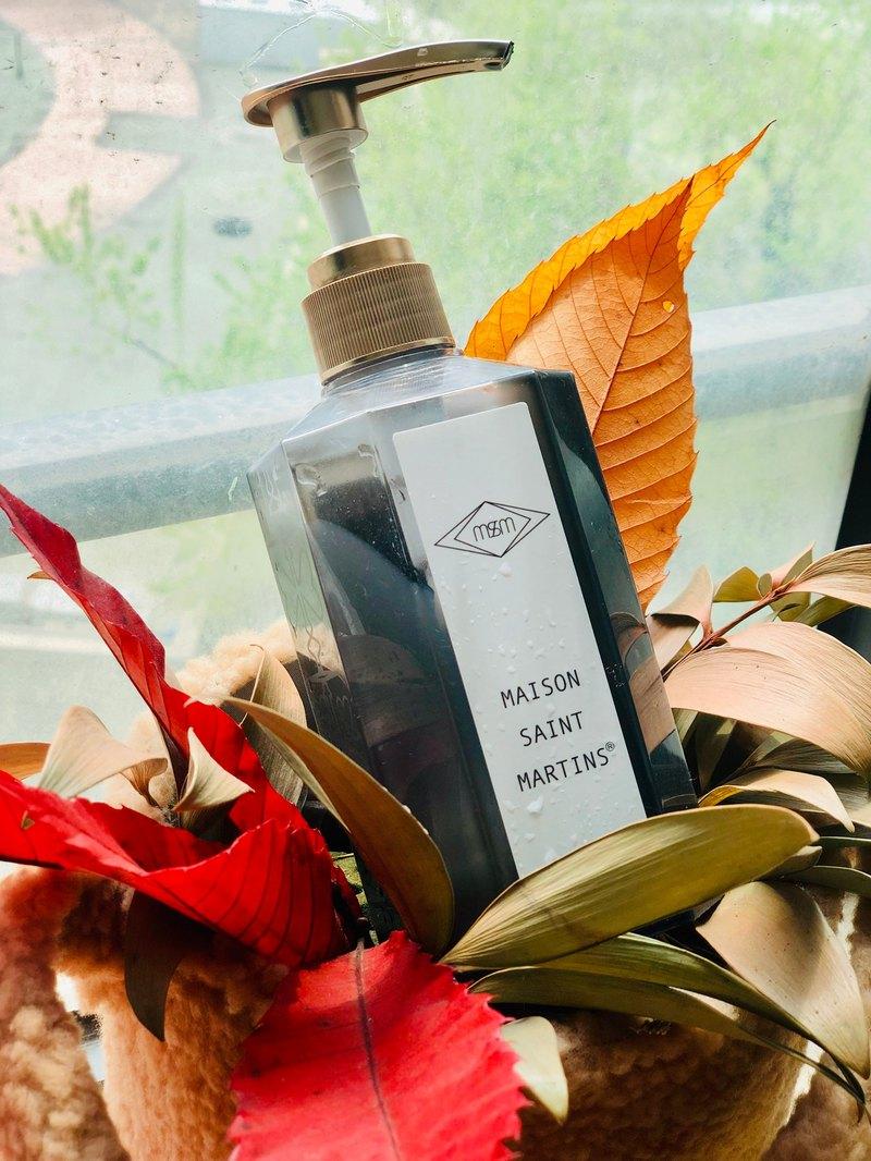MAISON SAINT MARTINS 氨基酸無硅油海淤泥深層清潔洗髮露