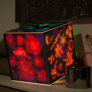 Summer Night Light Cube Lamp by UNIQCUBE