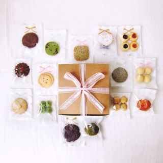 Single month limited - SAJOR integrated biscuit box