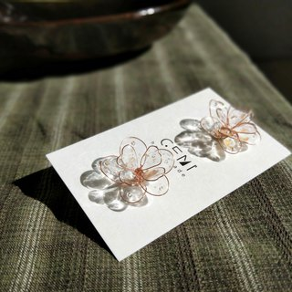 Lucky Flower - Ear Pin