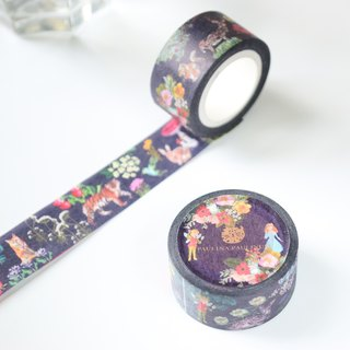 Fairytale Collection-Thumbelina Masking Tape 1.5cm/10m
