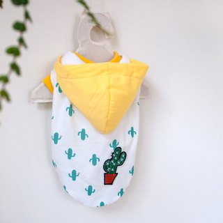 【Cactus】 For Dear hairy children's sun cap T-cats, dog clothes