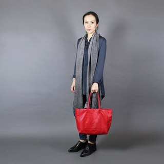 Passion Chinese red hand bag / shoulder / hatchback
