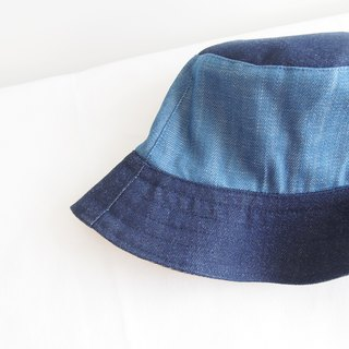 Joint Blues - Handmade Bucket Hat | Double sided