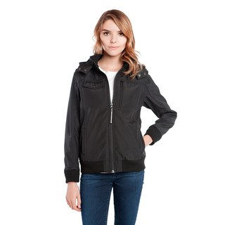 BAUBAX BOMBER multifunction flight jacket (Female) - Black