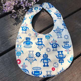 Robot double side bib