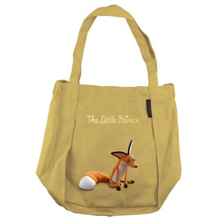 Little Prince movie license - bud shoulder mobile bag (yellow / black)