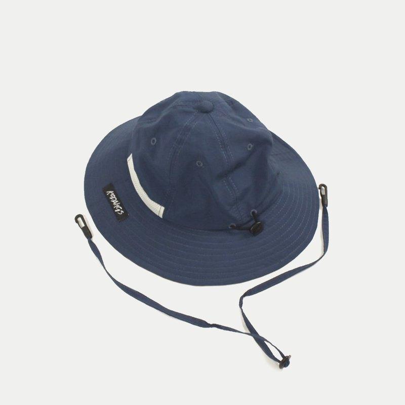13e22aaa7aed Navy Fisherman Hat - Designer Kodangs