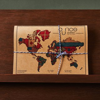 Craft Planner - World Map