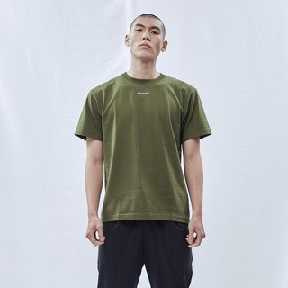 DYCTEAM Basic Series | Embroidery Logo Tee (GN)