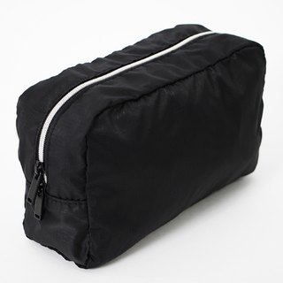 Storage bag (in). black