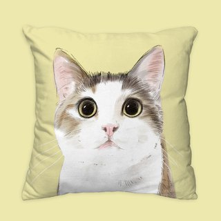 [I will love you forever] Classic Meeks pillow animal pillow / pillow / cushion