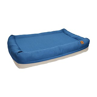Lifeapp Air Castle Air Bed / Midnight Blue / L The entire group is detachable and washable