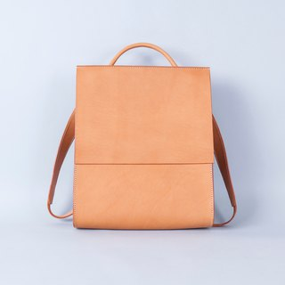 Hsu & Daughter Minimal Flip Back Backpack [HDA0033]