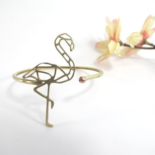 Flamingo geometric bracelet From WABY