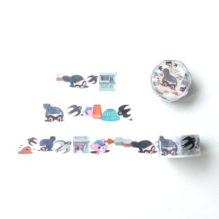 Flying Sofye ™ female burglar Sufei】 paper tape Masking Tape / MT
