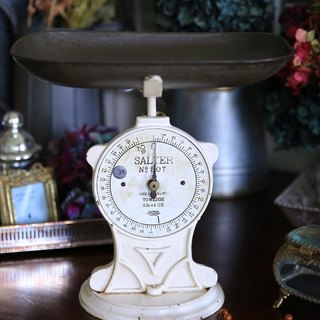 British SALTER Antique Scale No.50 Old Scale