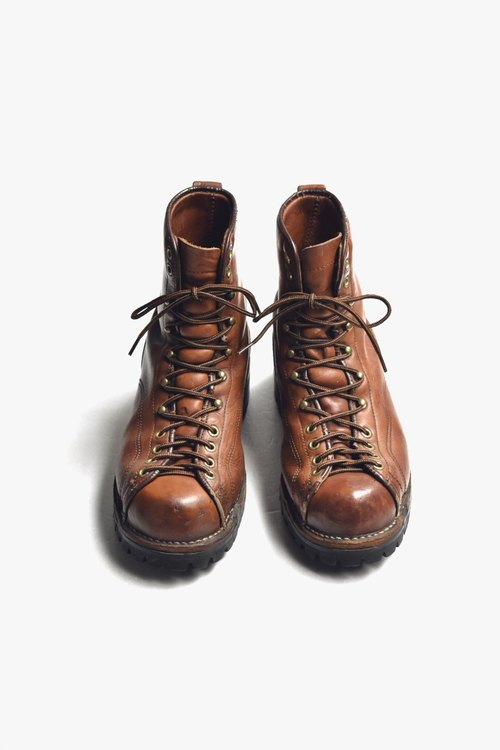 70s US-made Apex Boots | Danner Lace-to-toe Boots US 6E EUR 3839