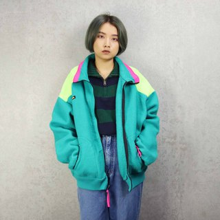 Tsubasa.Y Antique House A02 Columbia Contrast Fleece Jacket, Fleece Warm Jacket