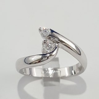 [Hongsheng Jewelry] Female Ring 925 Sterling Silver. Birthday Gift. Valentine's Day. Couple. Booking. Clothes Wild