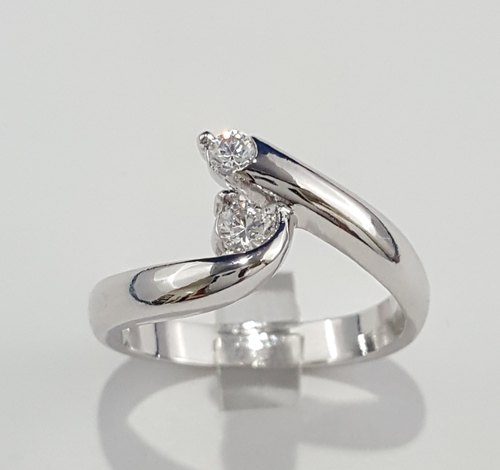【Hongsheng Jewelery】 Women's Ring 925 Sterling Silver. Birthday Gifts. Valentine's Day. Couples. Reservations.