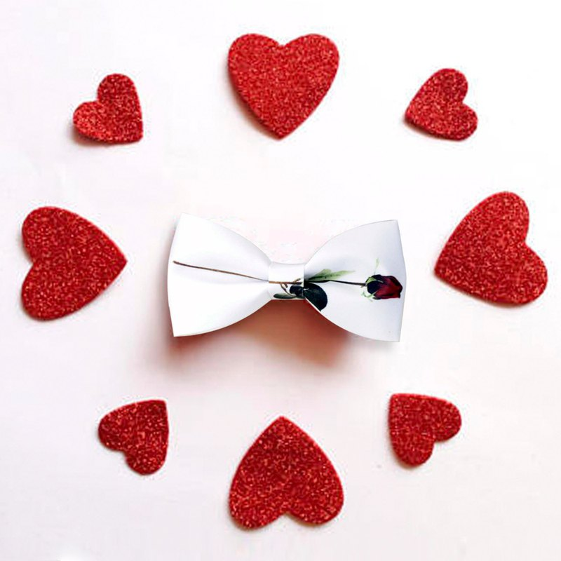 Love you forever, bow tie, Love you forever bow tie, Valentine's Day gift