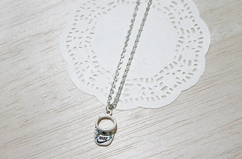 Alloy necklace * Just me * Limited x1