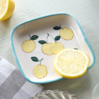 Lemon dish