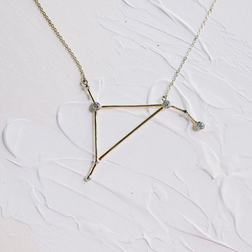 CAPRICORN NECKLACE