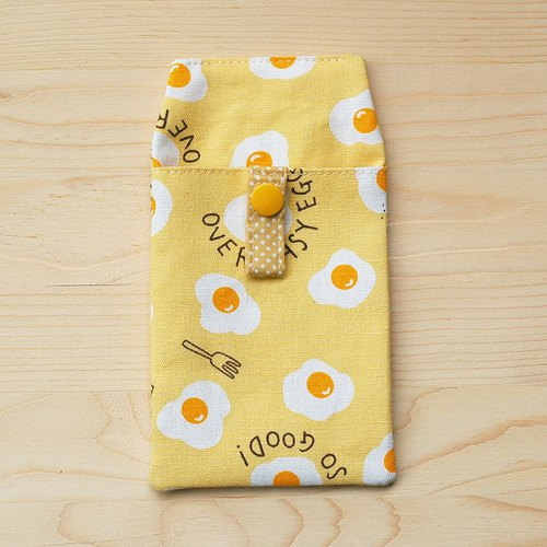 Delicious pouch pocket pencil_yellow/with certificate bag