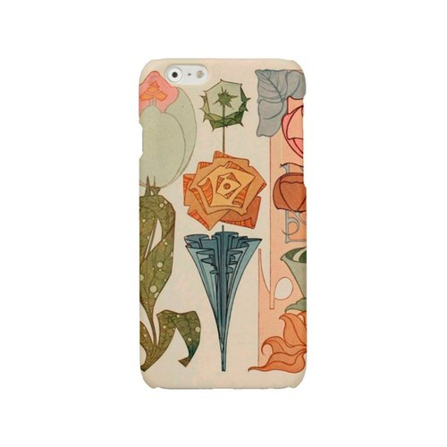 iPhone 7 case Art Nouveau iPhone 6 cover poster iPhone 6 Plus case iPhone 5 case Modern Style iPhone 4 case Mucha Samsung Galaxy S4 S5 S6 S7 case 413