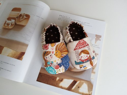 Fairy tales handmade baby shoes baby shoes toddler shoes 14