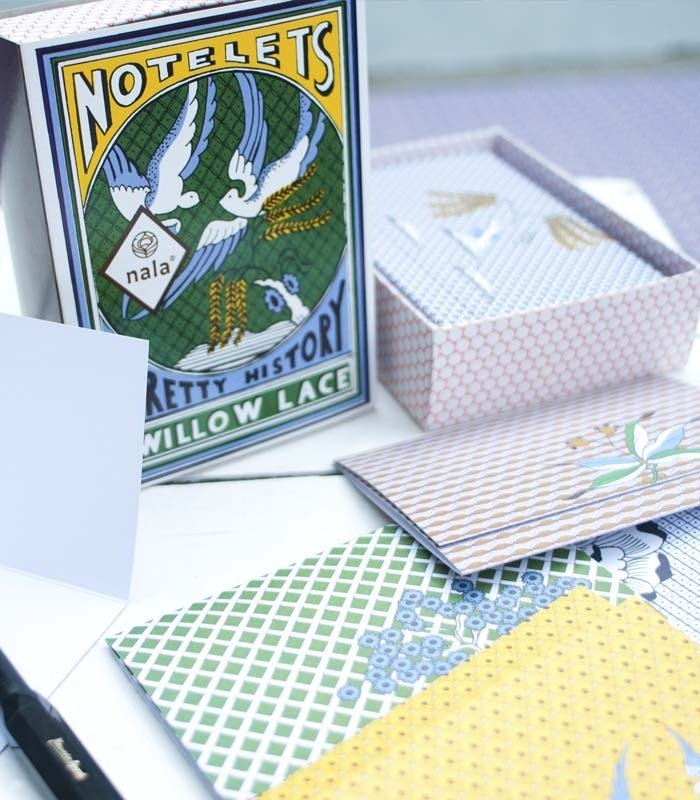 Nala卡 Nala Cards Box (Willow Lace)